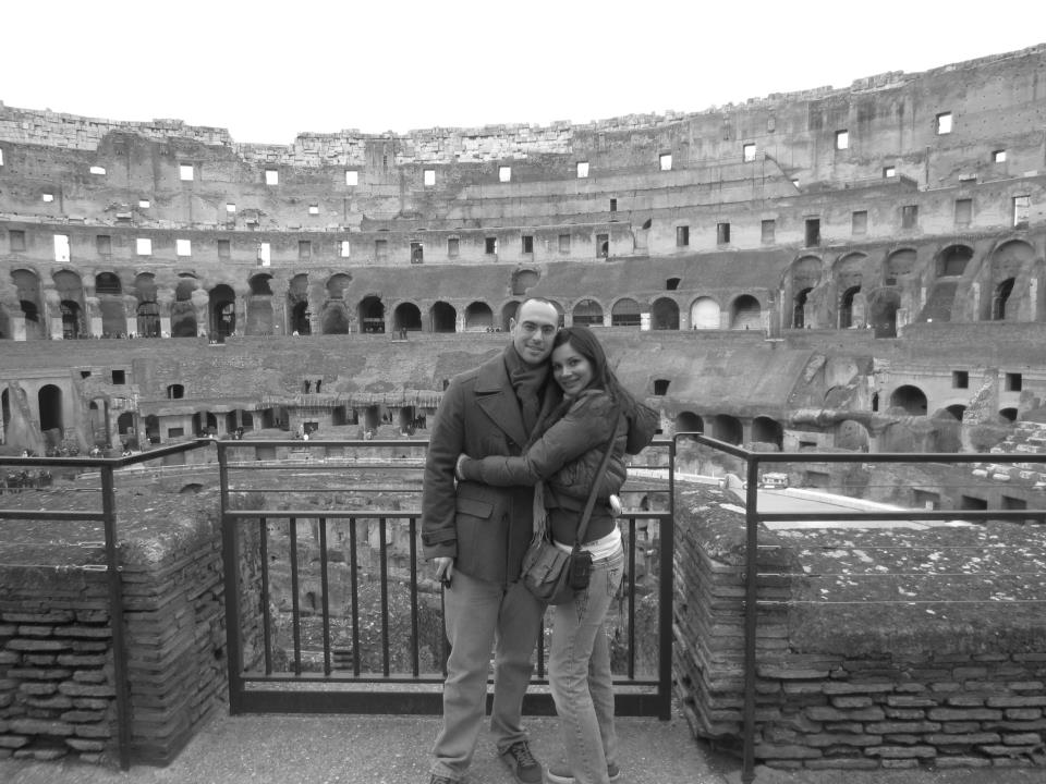 chicaontheroadrome