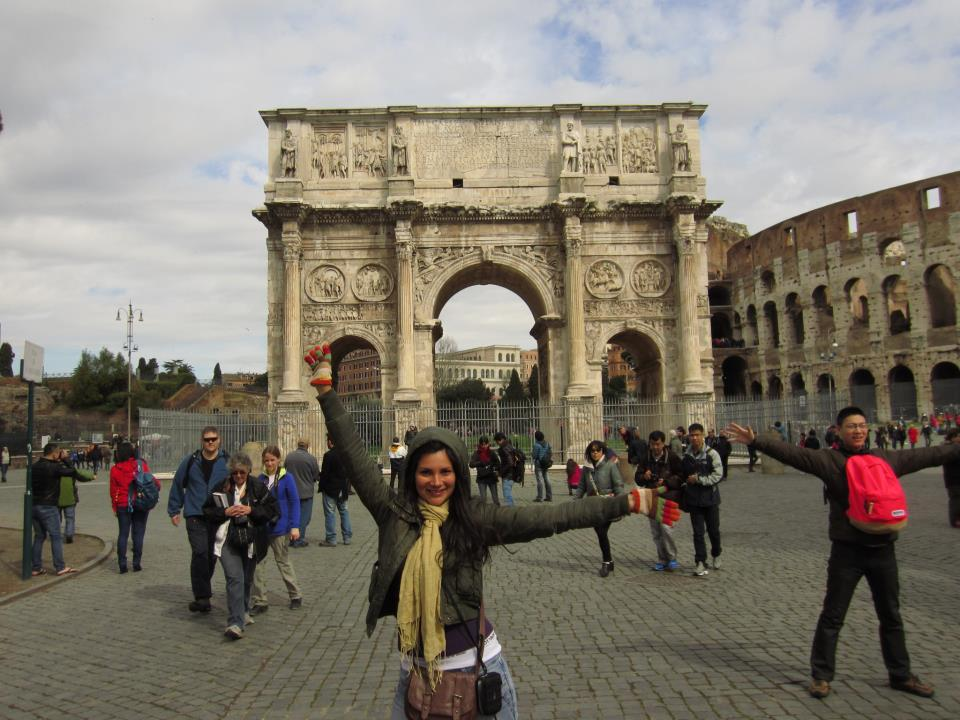 chicaontheroadrome1